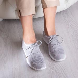 Buty sportowe Royalfashion.pl z płaską podeszwą sznurowane