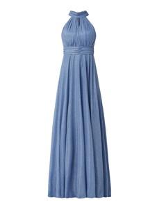 Sukienka Troyden Collection bez rękawów maxi