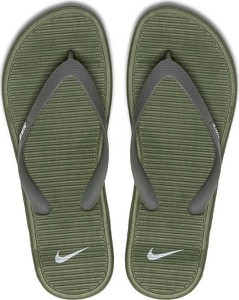 Zielone buty letnie męskie Nike