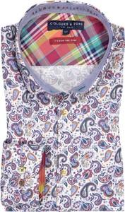 Koszula Colours & Sons z długim rękawem z bawełny