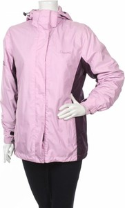 Różowa kurtka Donnay krótka