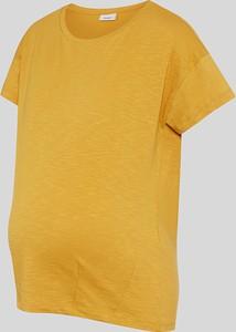 YESSICA C&A T-shirt ciążowy, Metaliczny, Rozmiar: S