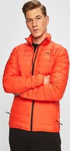 Czerwona kurtka Adidas Performance