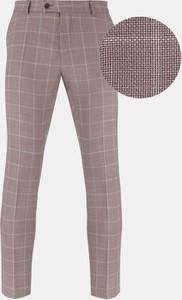 Różowe spodnie Pako Lorente