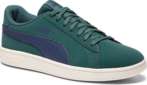 Sneakersy PUMA - Smash V2 Buck 365160 12 Pine/Pcoat/Whisper White