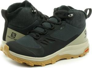 Buty trekkingowe z płaską podeszwą Salomon, kolekcja wiosna 2020