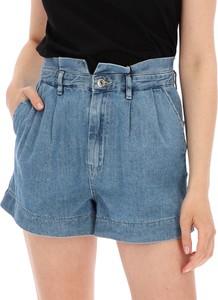 Szorty Lefties z jeansu