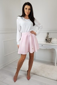 Różowa spódnica LA BLANCHE