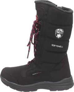 Buty dziecięce zimowe Suzana sznurowane