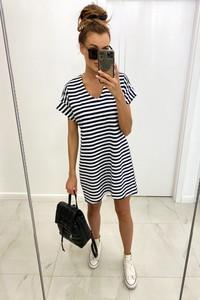 Sukienka Shopaholics Dream w stylu casual