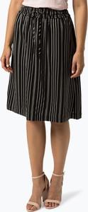 Czarna spódnica comma, w stylu casual