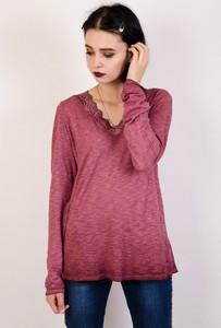 Różowa bluzka Olika