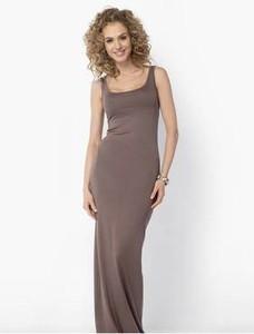 b6e9f76514 letnia sukienka do kolan - stylowo i modnie z Allani