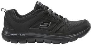 Buty sportowe Skechers dual fusion z płaską podeszwą