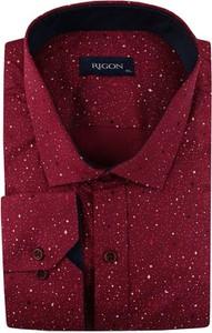 Koszula Rigon z długim rękawem