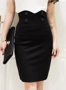 Czarna spódnica Cikelly mini