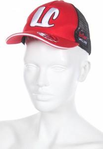 Czerwona czapka Lee Cooper