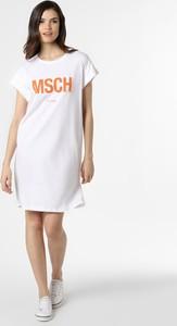 Sukienka Moss Copenhagen prosta w stylu casual z krótkim rękawem