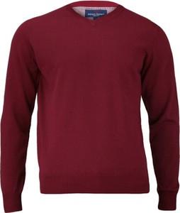 Sweter Adriano Guinari w stylu casual z bawełny