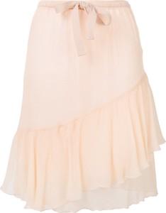 Spódnica SEE BY CHLOE z bawełny
