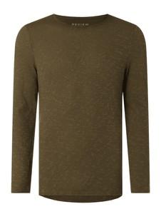 Zielona bluza Review z bawełny w stylu casual