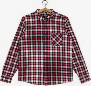 Koszula ETNIES z klasycznym kołnierzykiem z bawełny