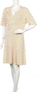 Sukienka Free Quent w stylu casual z krótkim rękawem