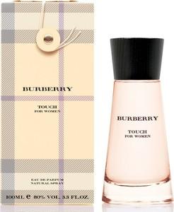 Burberry, Touch for Women, woda perfumowana, 50 ml