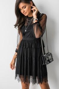 Sukienka Fashion Manufacturer rozkloszowana mini