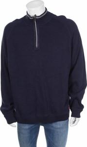 Granatowy sweter Tommy Bahama