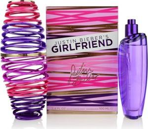 Justin Bieber, Girlfriend, woda perfumowana, spray, 100 ml
