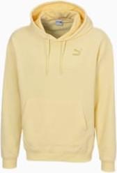 Żółta bluza Puma z bawełny