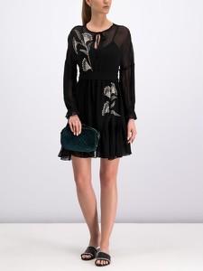 Czarna sukienka Twinset mini