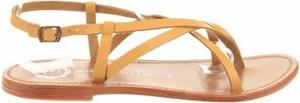 Żółte sandały BAGATELLE