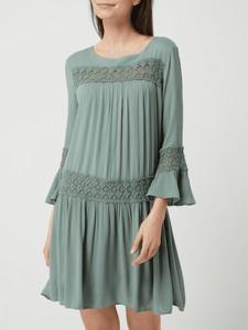 Sukienka Only z okrągłym dekoltem w stylu casual mini