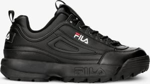 Buty sportowe Fila w sportowym stylu sznurowane