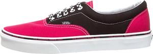 Sneakersy Vans z płaską podeszwą