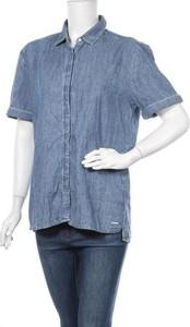 Koszula Calvin Klein z kołnierzykiem