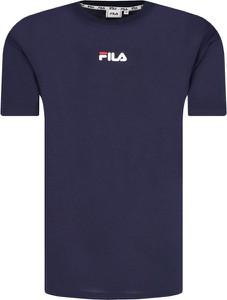 T-shirt Fila z nadrukiem