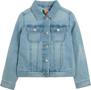 Niebieska kurtka dziecięca Cool Club z jeansu