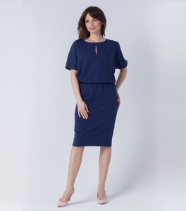 Sukienka butik-choice.pl z bawełny midi
