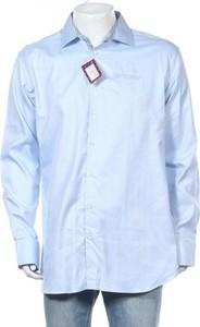Koszula STUDIO z długim rękawem z bawełny
