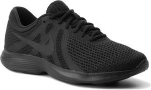 Buty sportowe Nike revolution w sportowym stylu sznurowane