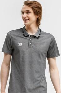 Czarny t-shirt Umbro w stylu casual