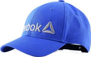 Niebieska czapka Reebok