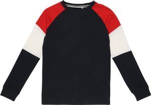 Czarna koszulka dziecięca Name it z bawełny