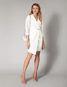 Sukienka Molton w stylu casual mini z długim rękawem