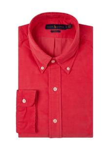 afd7f67ba559 Różowe koszule męskie slim