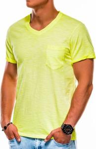 T-shirt Ombre z krótkim rękawem