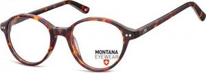Stylion Okragle oprawki optyczne, korekcyjne Montana MA70